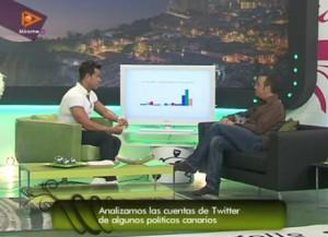 Entrevista Mirame Televisión (Pedro Báez Díaz - @pedrobaezdiaz)