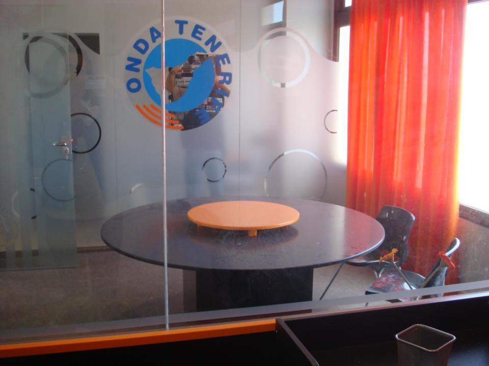 Hablando de la #TLP2k12 en Onda Tenerife con José Manuel Pitti