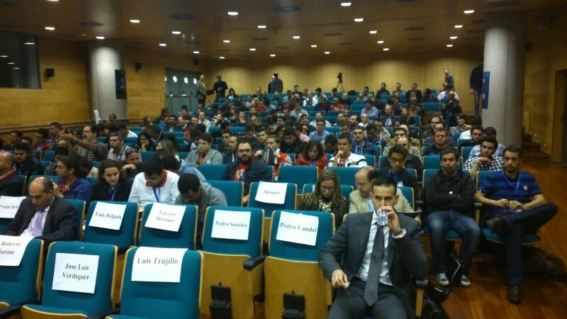 48 horas en #HackrOnTenerife, la seguridad informática puesta a debate.