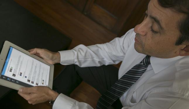 Los políticos, enredados en las redes. La Opinión de Tenerife
